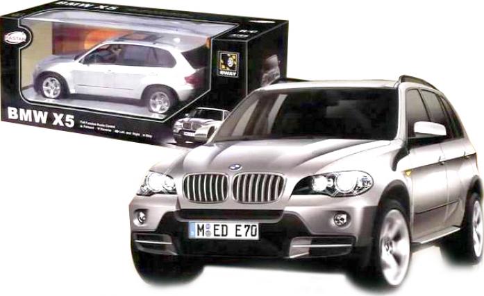 Машина на радиоуправлении Rastar 1: 18 BMW X5 23100r