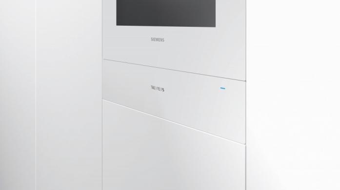 Встраиваемый шкаф для подогрева посуды Siemens BI 630CNW1