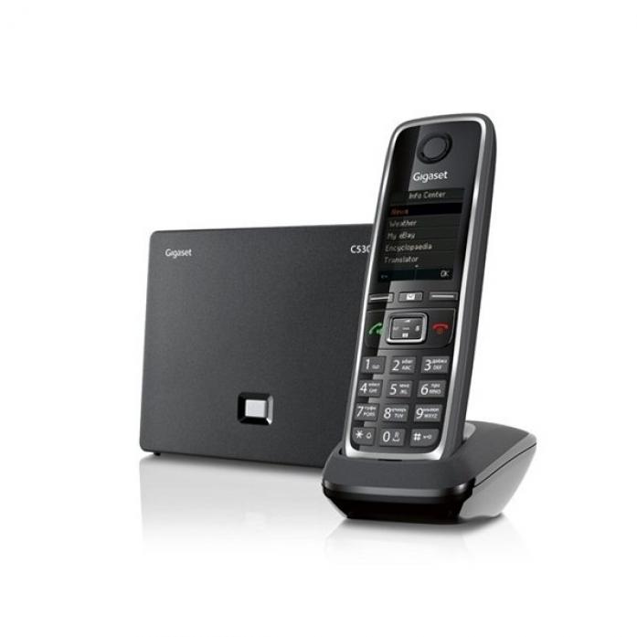 Телефон GIGASET C530A IP (DECT)