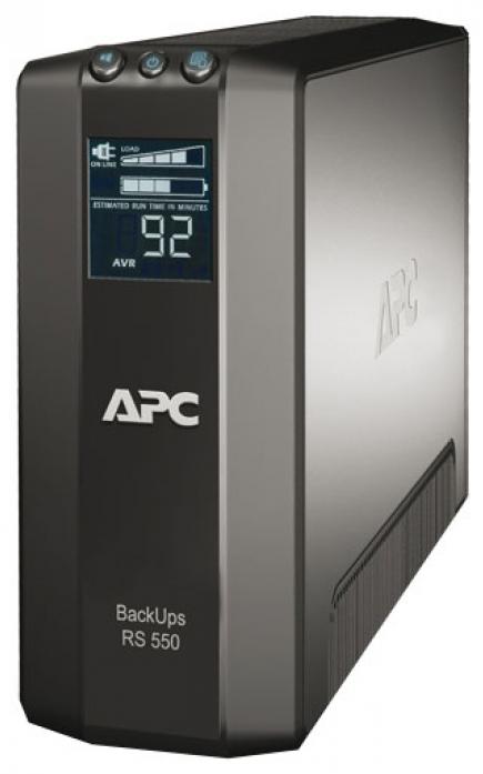 ��� APC BR550GI Back-UPS 550VA LCD