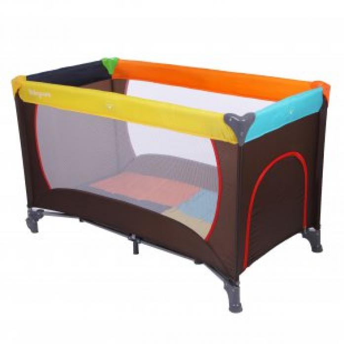 Манеж Baby Care Arena разноцветный