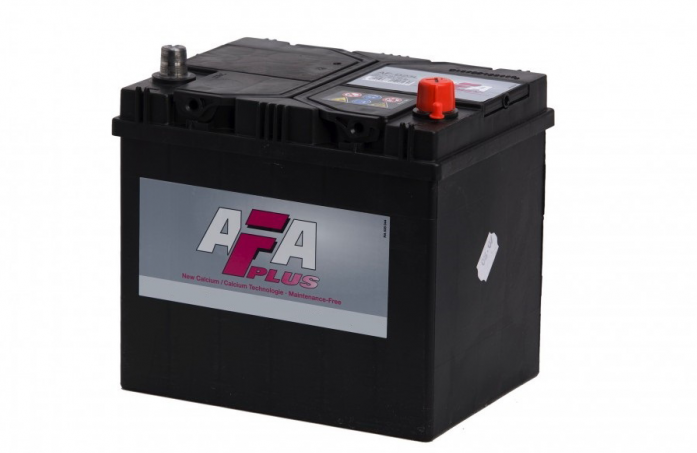 Аккумулятор AFA 68 А/ч 568404 AF ОБР высокий.