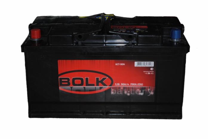 Аккумулятор BOLK 90 А/ч