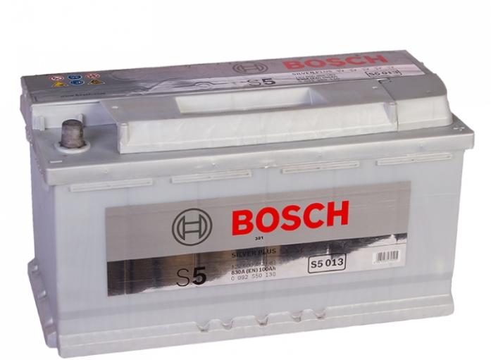 Аккумулятор Bosch 100 A/ч S50 13 ОБР