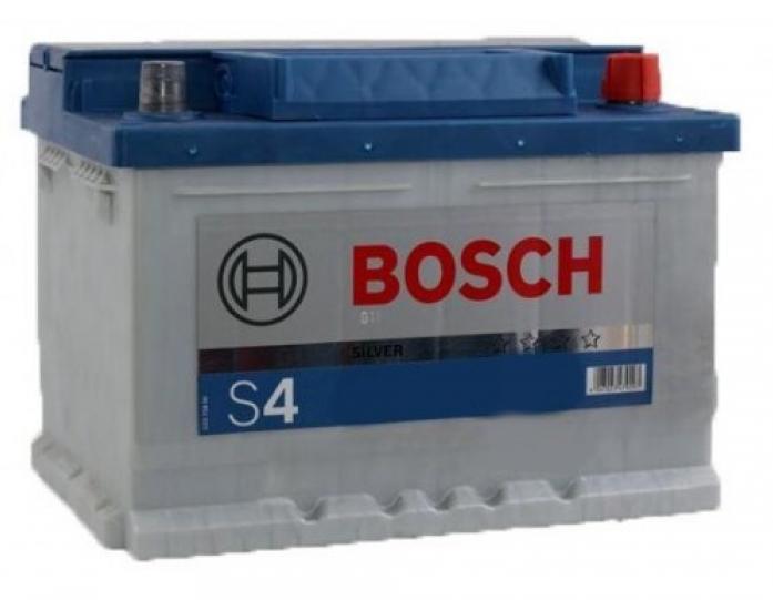 Аккумулятор Bosch 40 A/ч S40 18 узк кл ОБР.