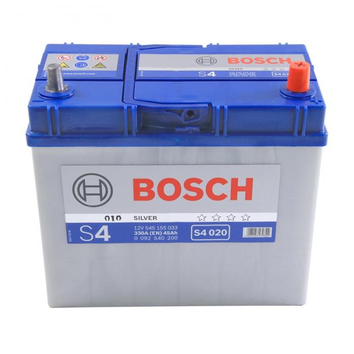 Аккумулятор Bosch 45 A/ч S40 20