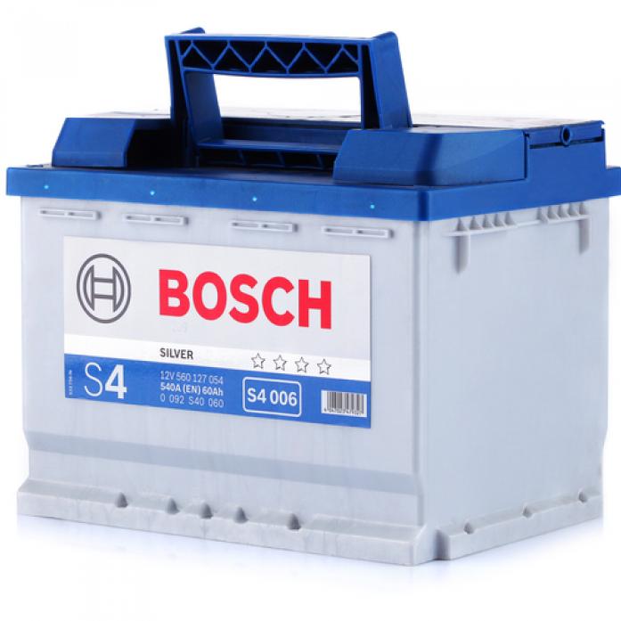Аккумулятор Bosch 60 A/ч S40 06