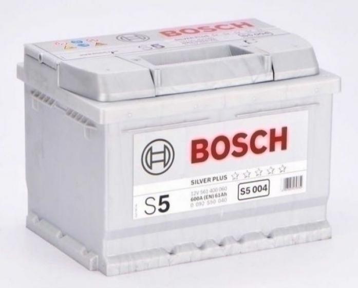 Аккумулятор Bosch 61 A/ч S50 04 обр