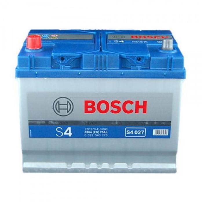 Аккумулятор Bosch 70 A/ч S40 27