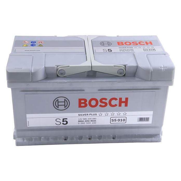 Аккумулятор Bosch 85 A/ч S50 10