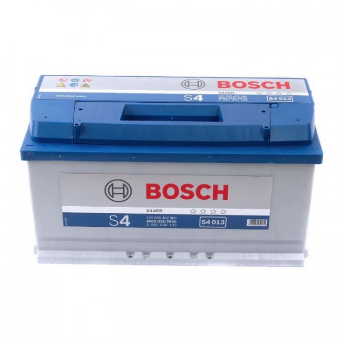 Аккумулятор Bosch 95 A/ч S40 13