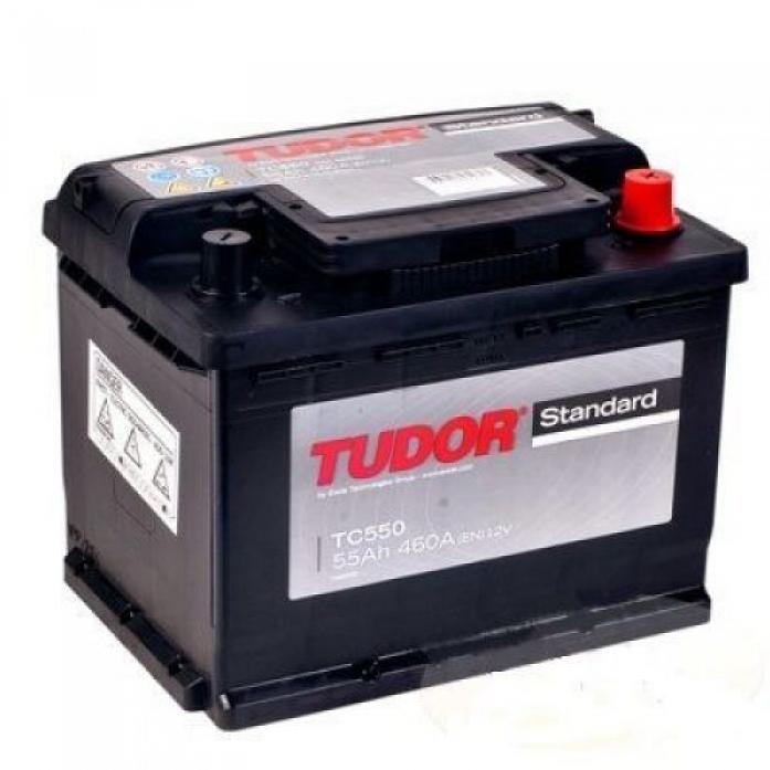 Аккумулятор Tudor Starter 55 А/ч TC550 A ОБР