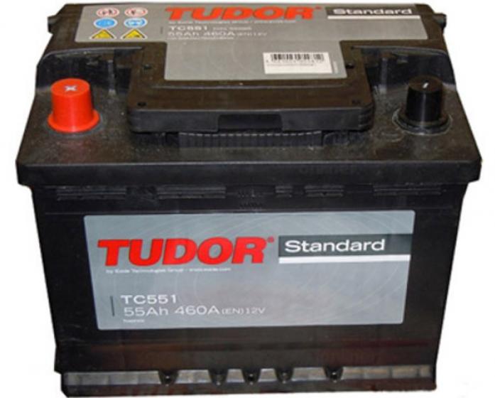 Аккумулятор Tudor Starter 55 А/ч TC551 A