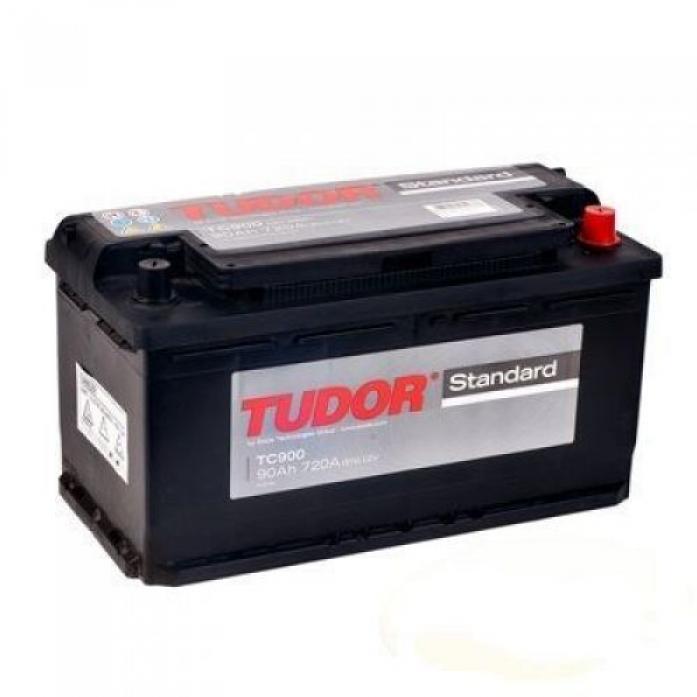 Аккумулятор Tudor Starter 90 А/ч TC900 А ОБР