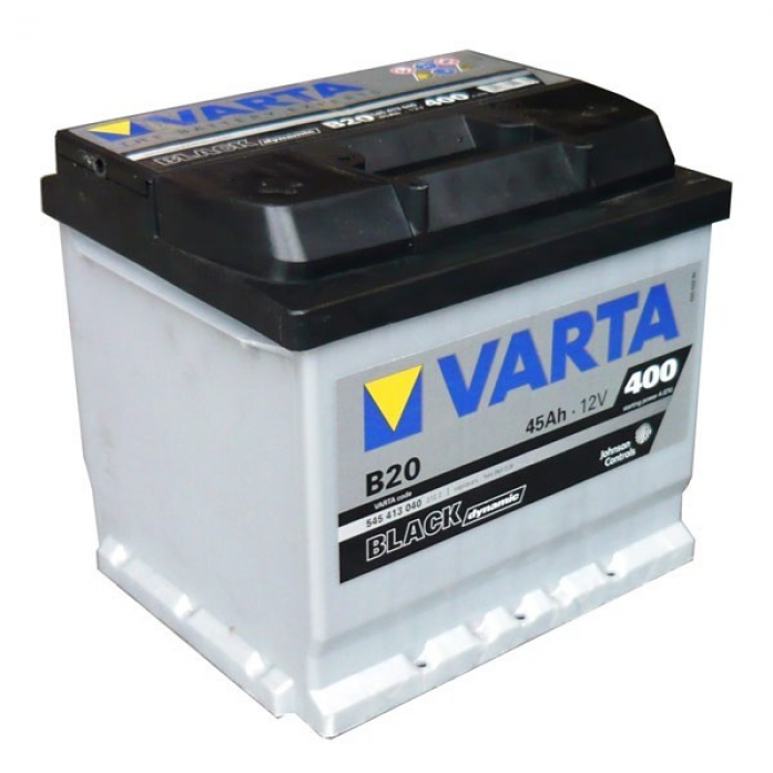 Аккумулятор VARTA Black Dynamic 45 А/ч 545413 стд кл B20