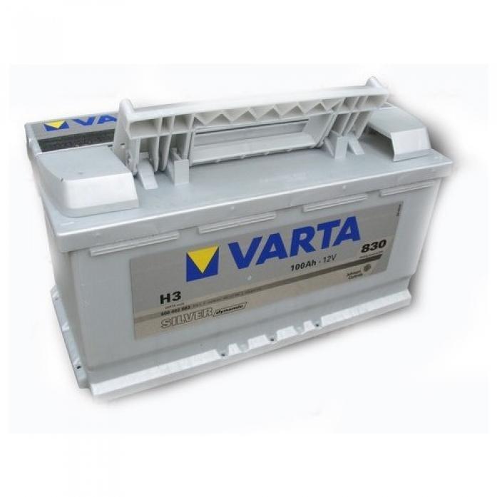 Аккумулятор VARTA Silver Dynamic 100 А/ч 600402 ОБР H3