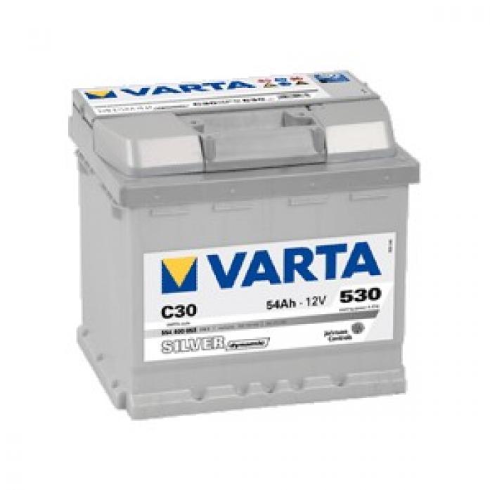 Аккумулятор VARTA Silver Dynamic 54 А/ч 554400 ОБР C30