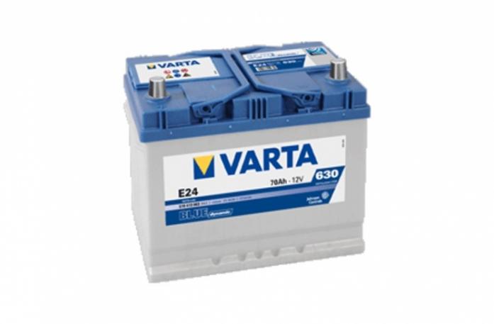 Аккумулятор VARTA Blue Dynamic 70 А/ч 570413 выс. E24