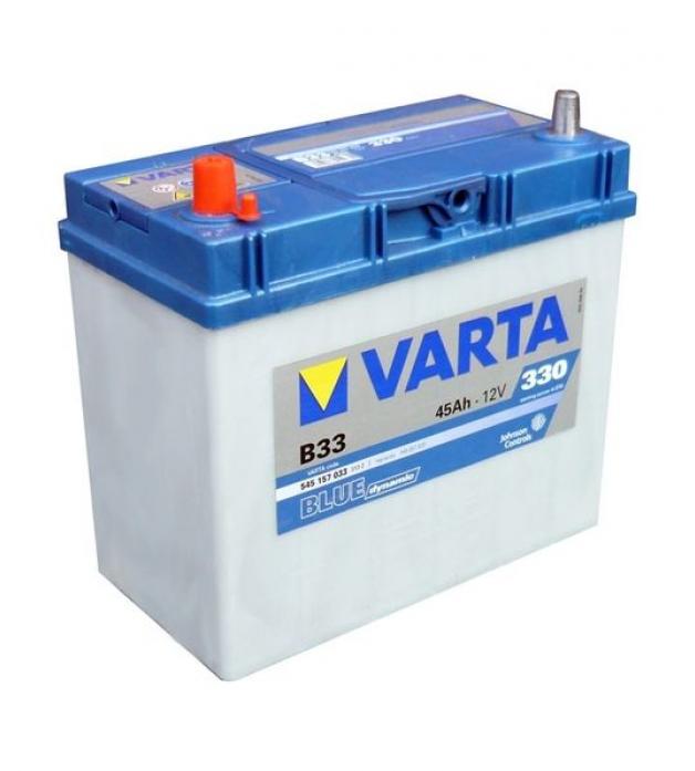 Аккумулятор VARTA Blue Dynamic 45 А/ч 545157 узк кл B33