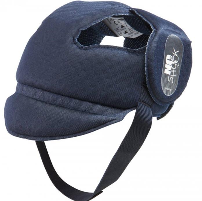 Шлем OKBABY противоударный No Shock синий
