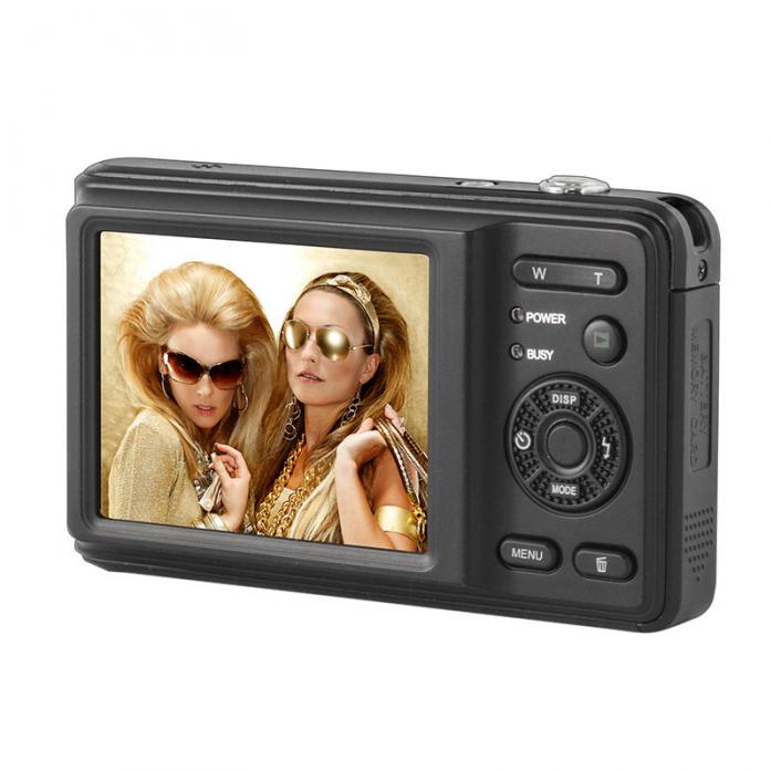 Цифровая камера Rekam iLook S955i (черный)
