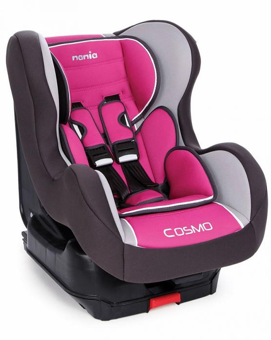 Автокресло Nania Cosmo SP Isofix Agora Framboise