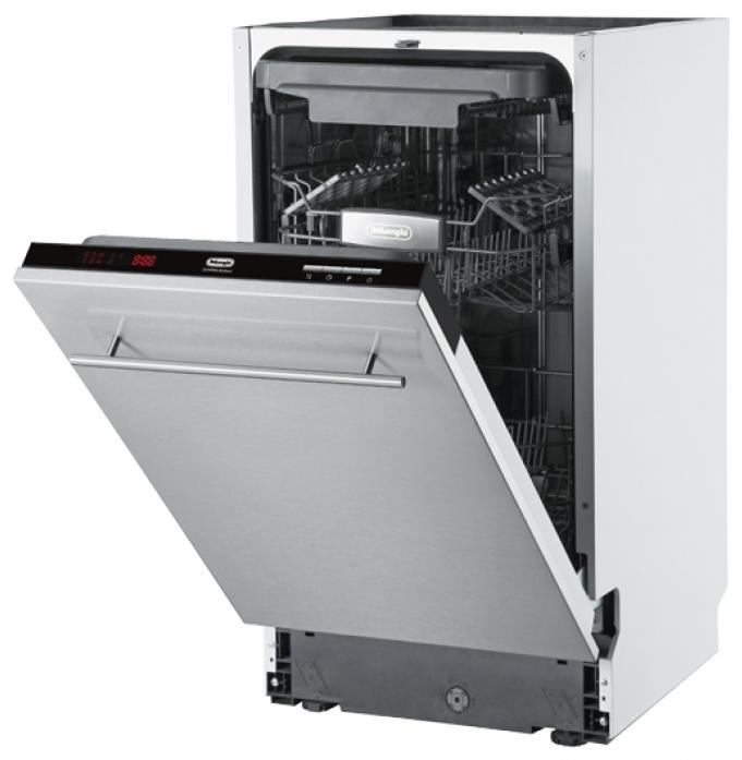 Встраиваемая посудомоечная машина DeLonghi DDW06S Brilliant