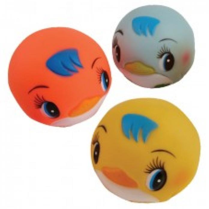 Игрушка для ванной Курносики Мячики-пингвины 25083