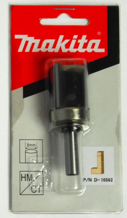 Фреза для окантовки Makita 22х25.4мм D-10562