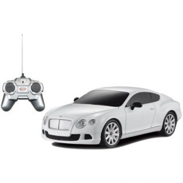 Машина на радиоуправлении Rastar 1: 24 Bentley Continental GT speed 48600