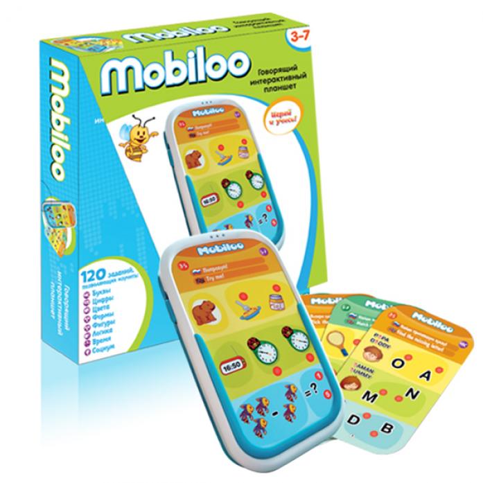 Интерактивный планшет для детей ZanZoon Mobiloo 16382T