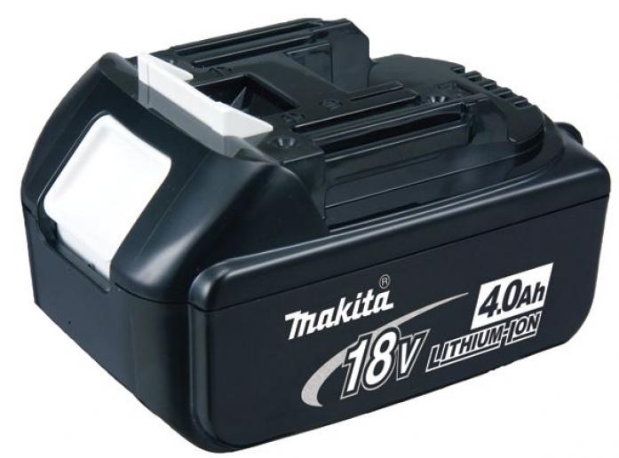 Аккумулятор Makita BL1840 18В Li-Ion 196397-4