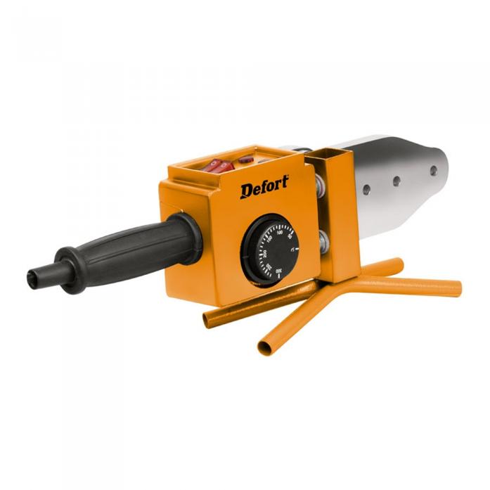 Аппарат для сварки труб DEFORT DWP-2000 98291254
