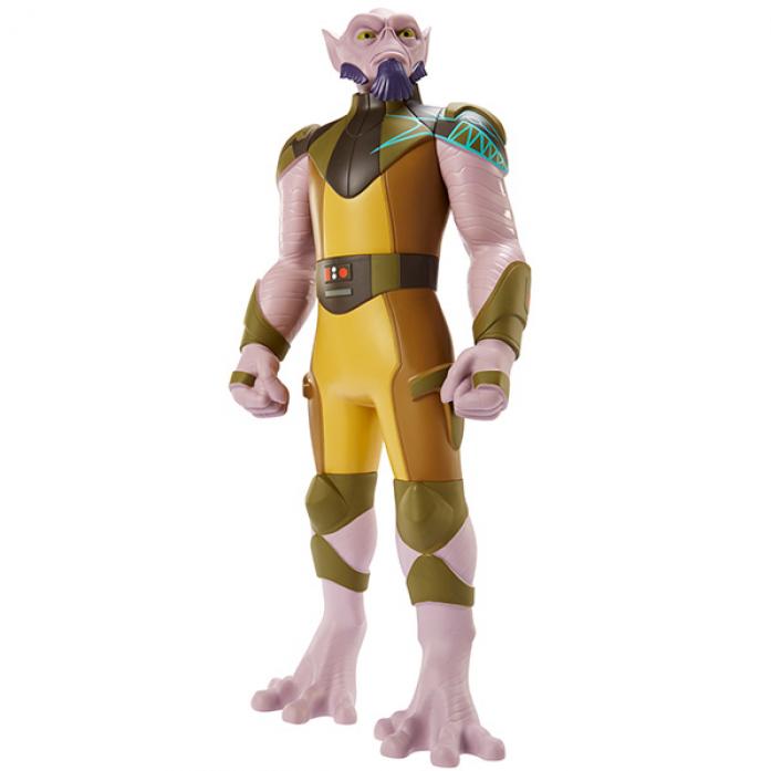 Фигура Big Figures Звездные Войны Повстанцы Зеб 50 см 835720