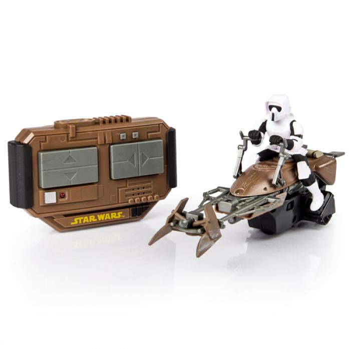 Игрушка AirHogs Звездные Войны Скоростной байк 44546