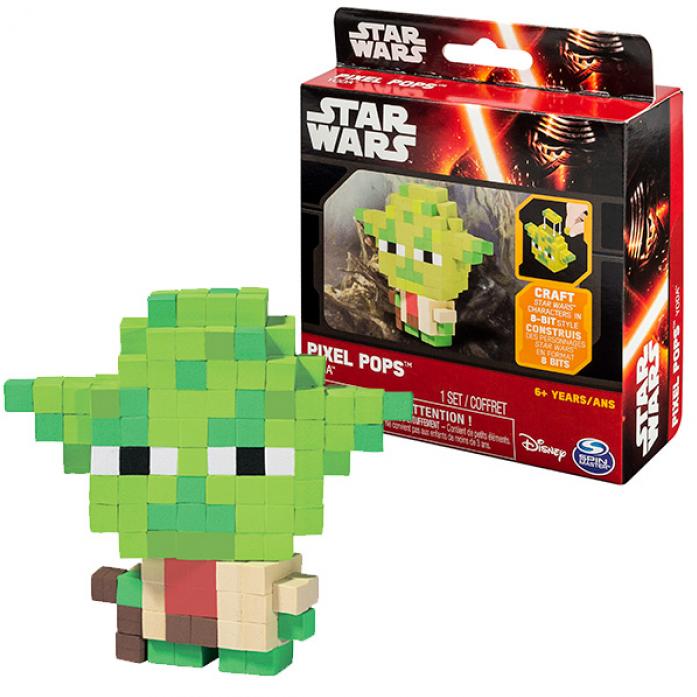 Игровой набор Spin Master Звездные войны: Фигурки из кубиков 52104