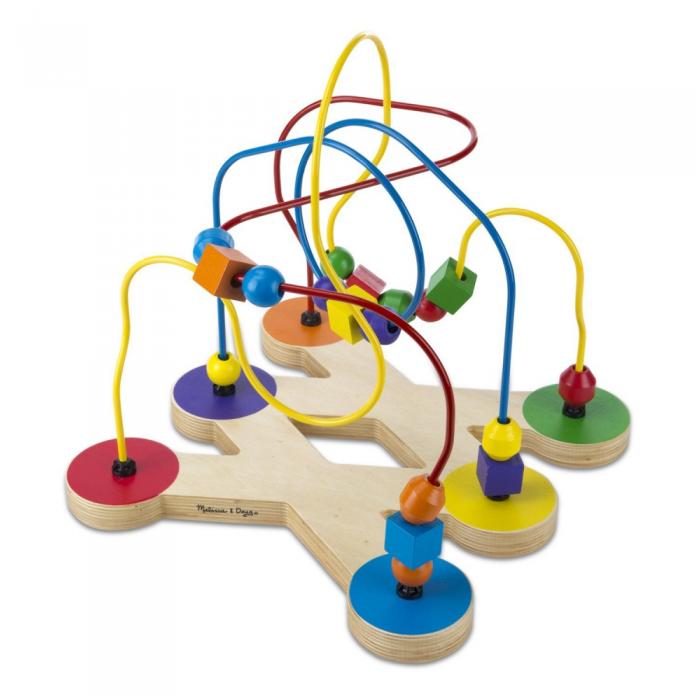 Набор Melissa&Doug Классические игрушки: Лабиринт с бусинами 2281