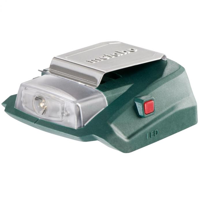 Адаптер питания Metabo PA 14.4-18 LED 600288000