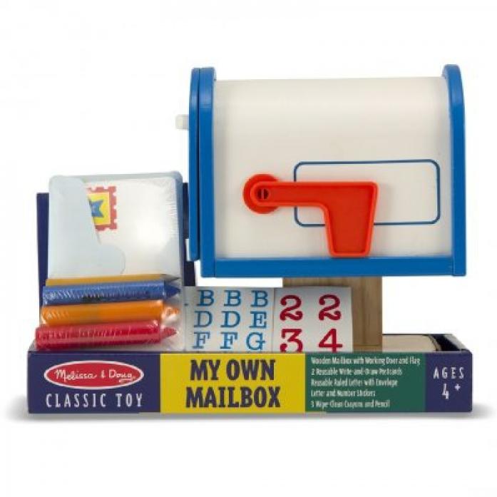 Набор Melissa&Doug Классические игрушки: Мой почтовый ящик 4089
