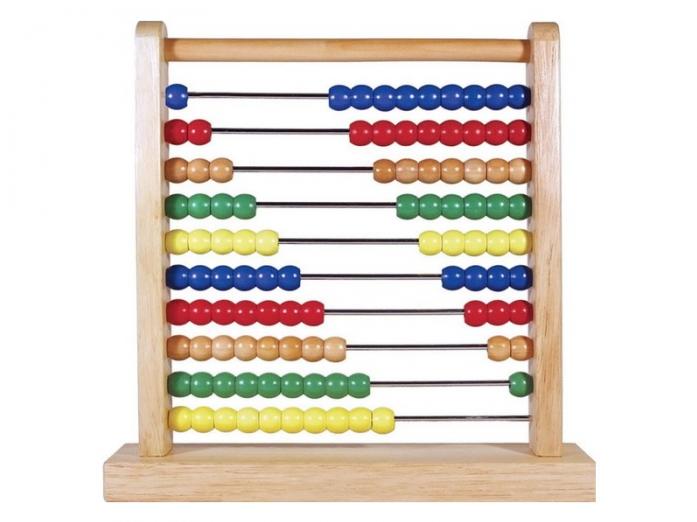 Игрушка Melissa&Doug Классические игрушки: Счеты 493