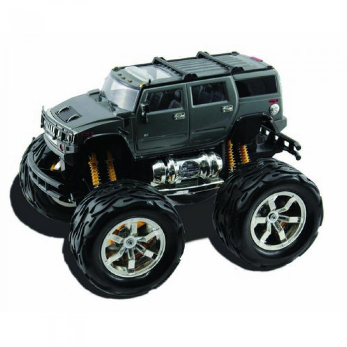 Машина на радиоуправлении Kidz Tech 1: 26 Hummer H2 6618-892C (89023)