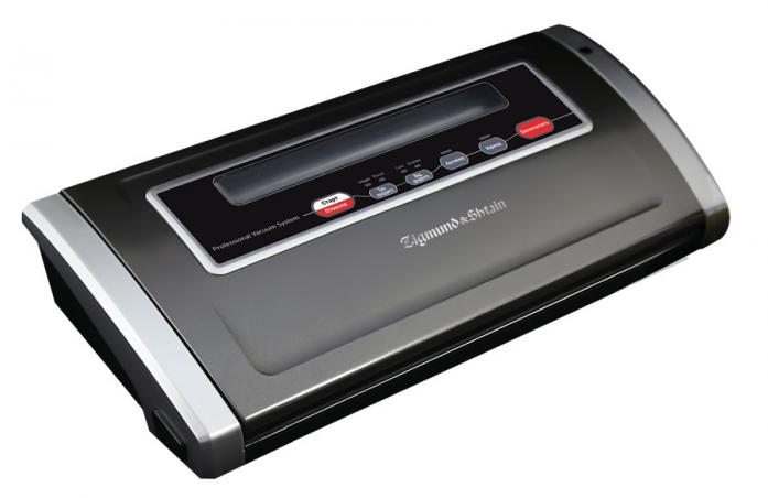 Вакуумный упаковщик для продуктов Zigmund & Shtain VS-505