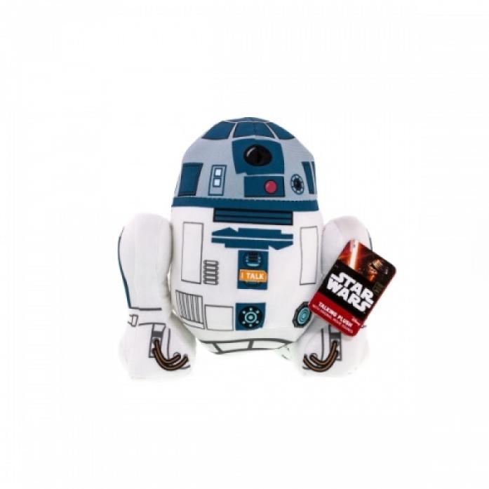 Игрушка Star Wars Р2-Д2 плюшевый со звуком SW02368