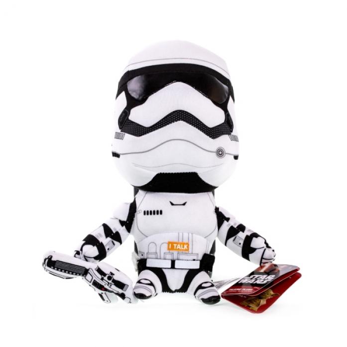 Игрушка Star Wars Штурмовик плюшевый со звуком SW01921