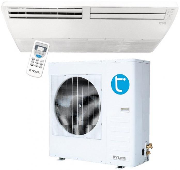 Напольно-потолочная сплит-система Timberk AC TIM 24LC CF1 / CF3
