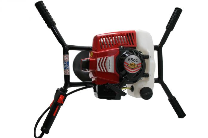 Мотобур (бензобур) DDE GD-65-300