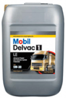 Масло моторное Mobil Delvac 1 LE 5W30 диз. син. (20л)