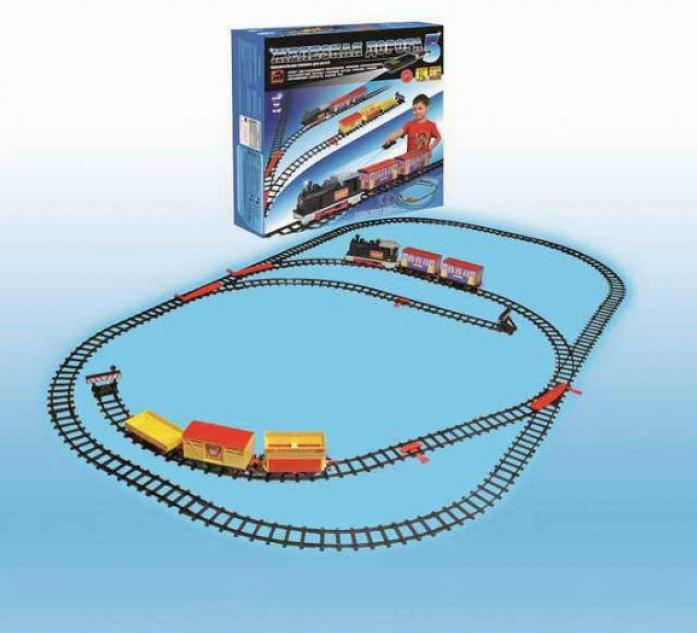 Игра Спорт Тойз Детская железная дорога - 5 334114017