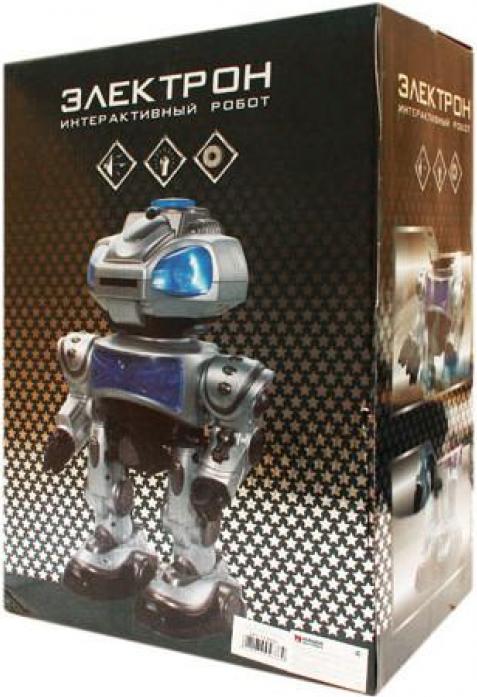 Робот Shantou Gepai Электрон TT903A