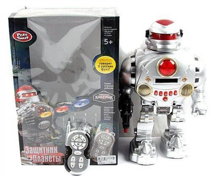 Робот Shantou Gepai Защитник планеты 9186
